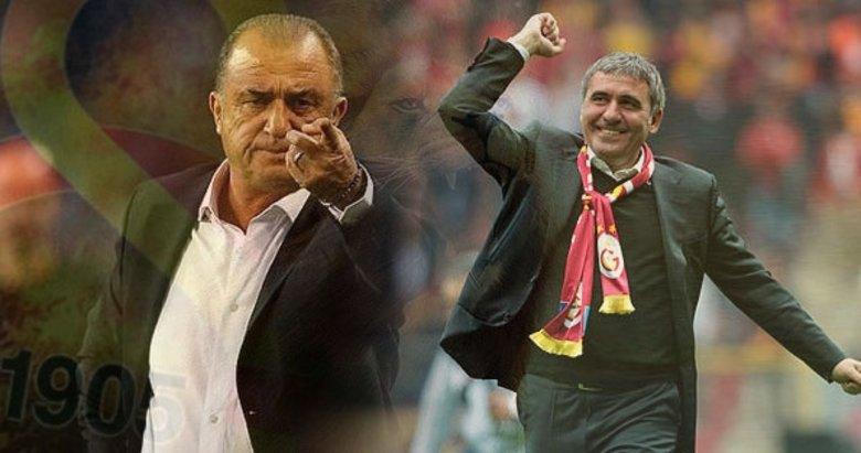 Fatih Terim o ismi Hagi'ye sordu! İşte Galatasaray'ın yeni 10 numarası
