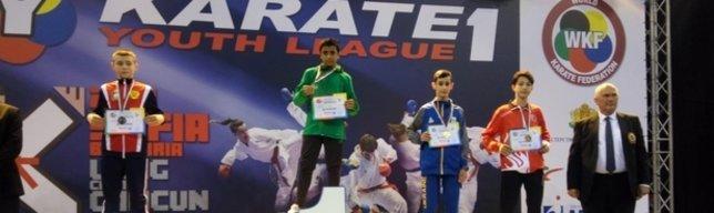 Karatede büyük başarı