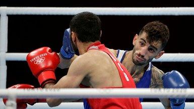 Son dakika 2020 Tokyo Olimpiyat Oyunları: Milli boksör Batuhan Çiftçi olimpiyatlardan elendi