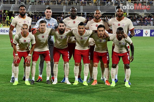 Galatasaray'ın Denizlispor 11'i belli oldu!