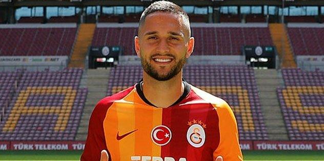 Galatasaray'da yeni transfer Andone Kasımpaşa maçında yok