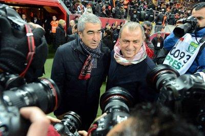 Galatasaray - Beşiktaş (Spor Toto Süper Lig 19. hafta maçı)