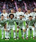 Real Madrid'in G.Saray kadrosu belli oldu! 3 yıldız yok