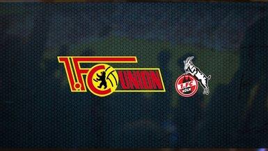 Union Berlin - Köln maçı ne zaman, saat kaçta ve hangi kanalda canlı yayınlanacak?   Almanya Bundesliga