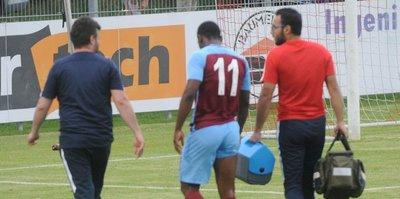 Trabzonspor'dan Castillo açıklaması