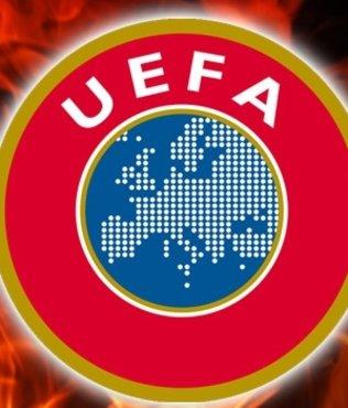 UEFA'dan açıklama... O kulübe 2 yıl men!