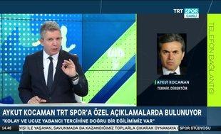 Aykut Kocaman'dan Fatih Terim'e eleştiri!