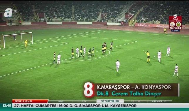 Ziraat Türkiye Kupası'nda atılan en güzel 20 gol