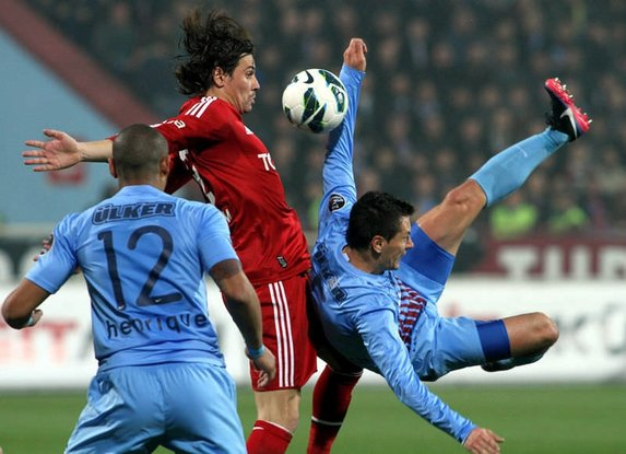 Beşiktaş - Trabzonspor maçının fotoğraf ve yorumları