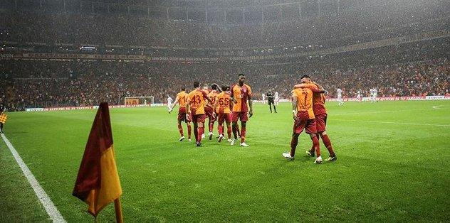 MAÇ SONUCU | Galatasaray 4-1 Kasımpaşa | ÖZET