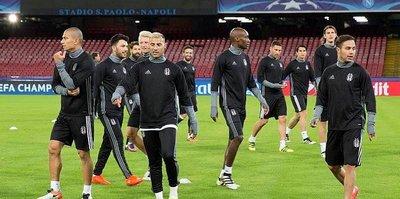 Beşiktaş'ta mesai başlıyor