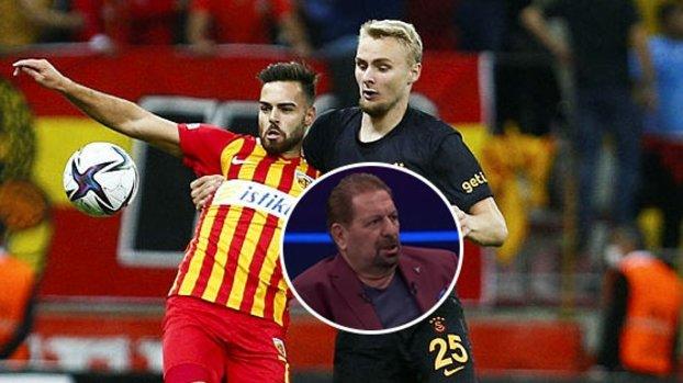 A Spor yorumcusu Erman Toroğlu Kayserispor - Galatasaray maçını değerlendirdi! Zavallı top oynadılar