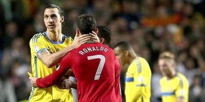 Zlatan'dan Ronaldo'ya olay sözler! Eğer mücadele istiyorsa...