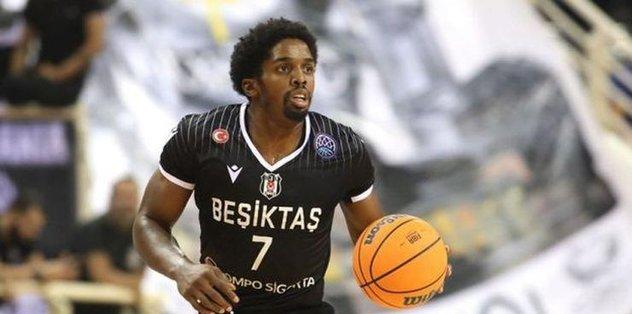 Beşiktaş ABD'li basketbolcu McKissic ile yollarını ayırdı
