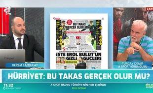 Turgay Demir sürpriz takası açıkladı! Beşiktaş ve Fenerbahçe...