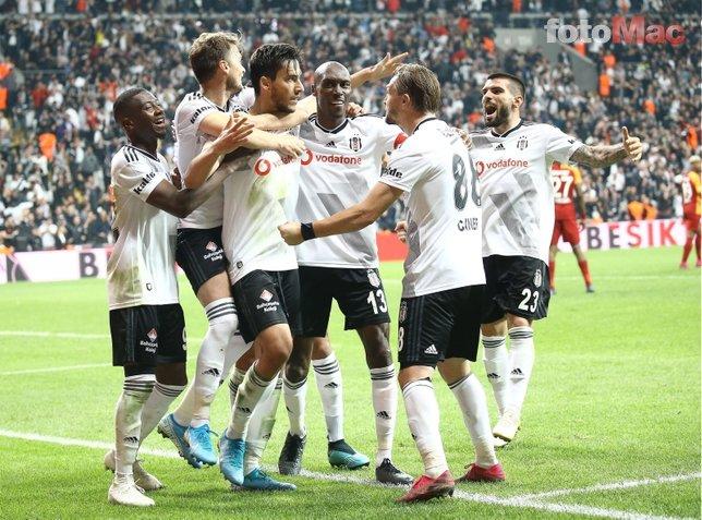 Avcı'ın Burak Yılmaz kararı! İşte Beşiktaş'ın Denizlispor 11'i