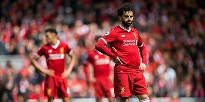 Salah sustu, Liverpool kazanamadı