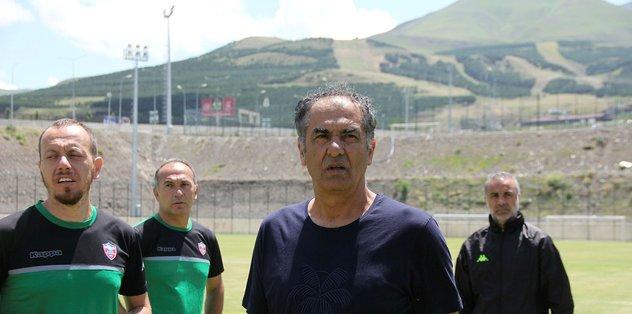 Kardemir Karabükspor ikinci etap çalışmalarına başladı