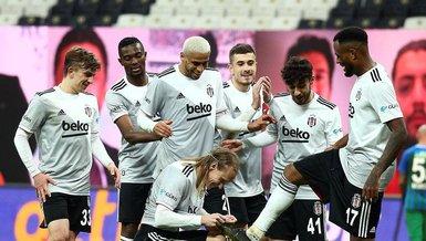 Beşiktaş kupada tur peşinde! İşte Sergen Yalçın'ın Rizespor maçı 11'i