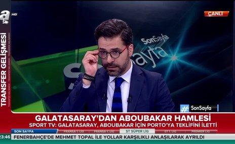 Galatasaray'dan flaş forvet hamlesi