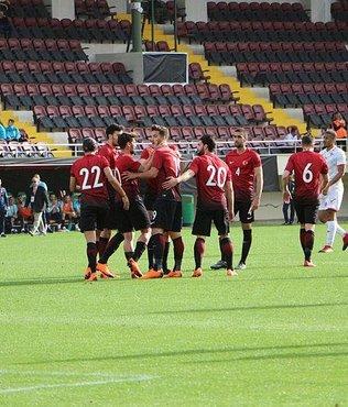 U 21, Malta'yı 4 golle geçti