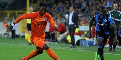 Başakşehir Brugge'turdu!