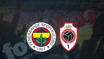 Fenerbahçe - Antwerp maçı saat kaçta? Hangi kanalda?