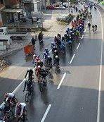 Cumhurbaşkanlığı Bisiklet Turu'nda 5. etap tamamlandı