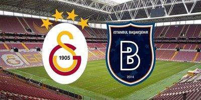 Galatasaray-Başakşehir maçının biletleri satışa çıkıyor!