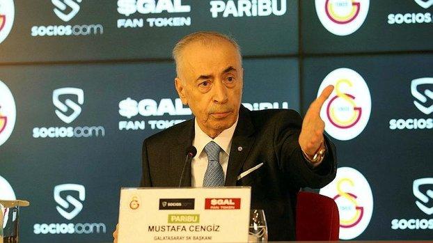 Galatasaray Başkanı Mustafa Cengiz tartışmalı pozisyonlar için ne dedi? #