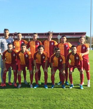 U19'lar rahat: 2-0