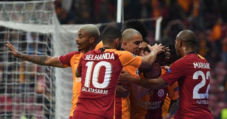Galatasaray yeni bir sayfa peşinde! İşte Trabzon maçı 11'i