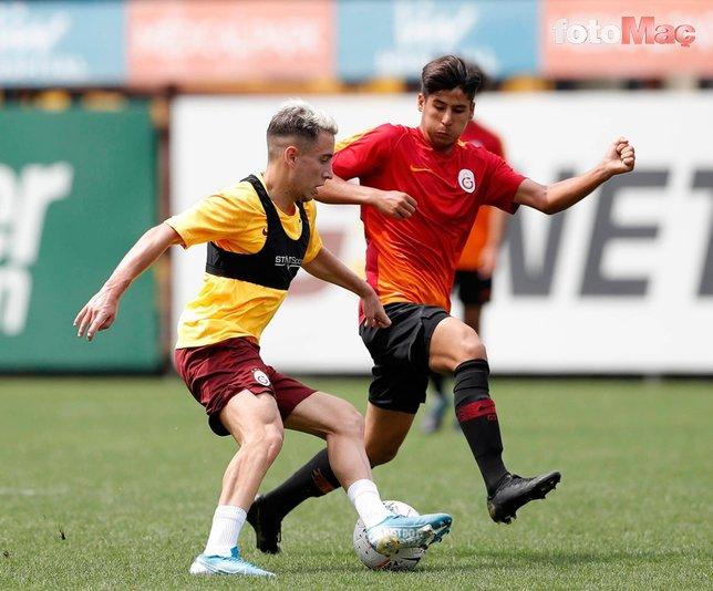 Galatasaray'da 4 ayrılık 2 transfer