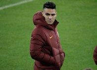 Galatasaray antrenmanında Falcao detayı!