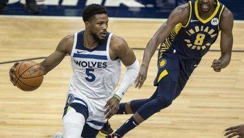 NBA'den Timberwolveslu Malik Beasley'e 12 maç ceza