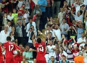 EURO 2012 (Toplu sonuçlar 7 Eylül)