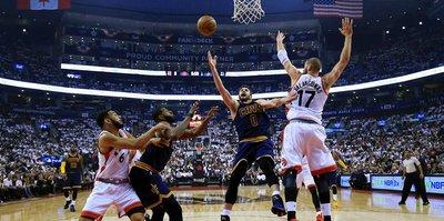 Cavaliers konferans finaline yaklaştı