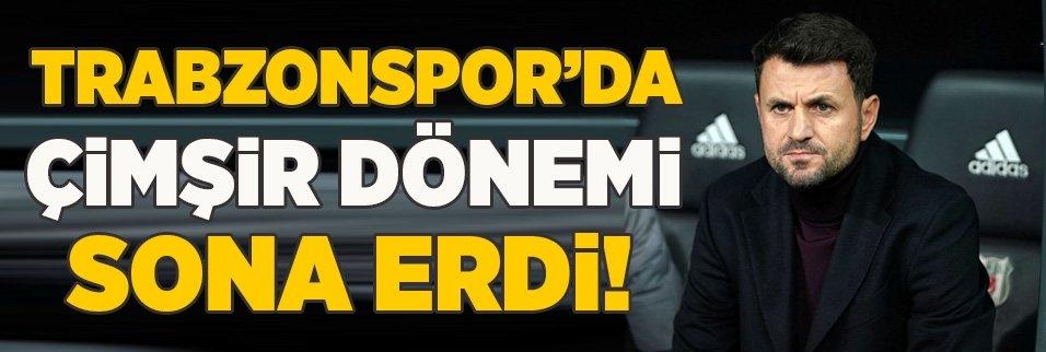 son dakika trabzonspor teknik direktor huseyin cimsirle yollarini ayirdi 1595272639508 - Son dakika: Resmen açıklandı! Trabzonspor'un yeni teknik direktörü Eddie Newton