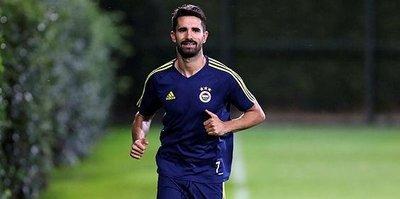Fenerbahçe'de Alper Potuk sevinci
