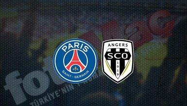 PSG - Angers maçı ne zaman? PSG maçı saat kaçta ve hangi kanalda CANLI yayınlanacak? | Fransa Ligue 1