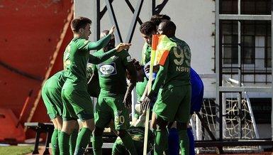 Tuzlaspor Akhisarspor: 0-3 (MAÇ SONUCU - ÖZET)