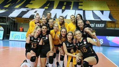 Son dakika spor haberi: VakıfBank Şampiyonlar Ligi'nde rekora yakın!
