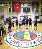 Fenerbahçe Kadın Basketbol Takımı yeni sezon hazırlıklarına başladı