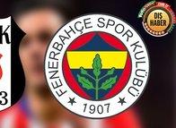 Fenerbahçe'nin gözdesine Beşiktaş'tan transfer atağı! Dev golcü...