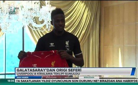 Galatasaray'dan Origi seferi