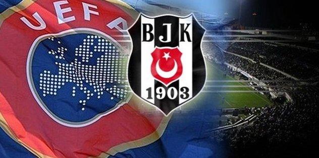 Kara Kartallar bugün UEFA mahkemesinde