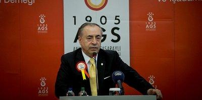 Mustafa Cengiz: Galatasaray müthiş bir olgudur