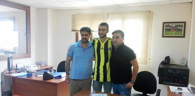 Menemen Belediyespor Muhammed Ali Şeşen'le imzaladı