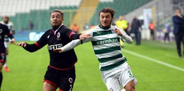 Bursaspor sezonu Ankara'da kapıyor