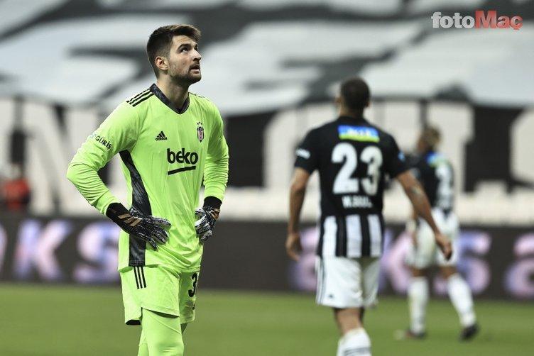 Son dakika transfer haberi: Beşiktaş'ta kaleci adayı artıyor! Ersin'in yerine...